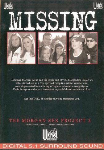 The Morgan Sex Project 2