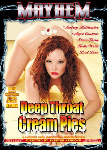 Deep Throat Cream Pies - Mayhem - FyreTV