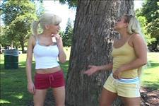 Her First Lesbian Sex 7 Scene 1