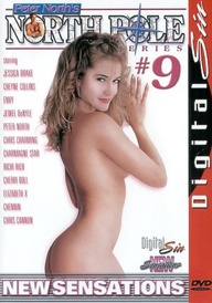 North Pole 9 from New Sensations front cover