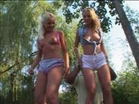 Christoph's Beautiful Girls 12 Scene 5