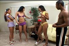 Black Carnal Coeds 12 Scene 4