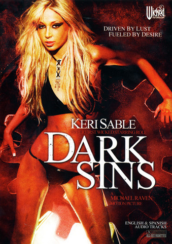 Dark Sins from Wicked front cover