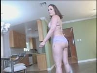 Juicy White Booty Scene 5