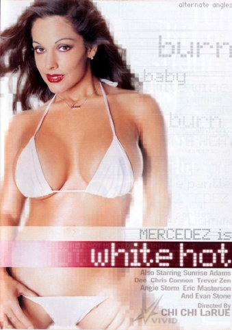 White Hot from Vivid front cover