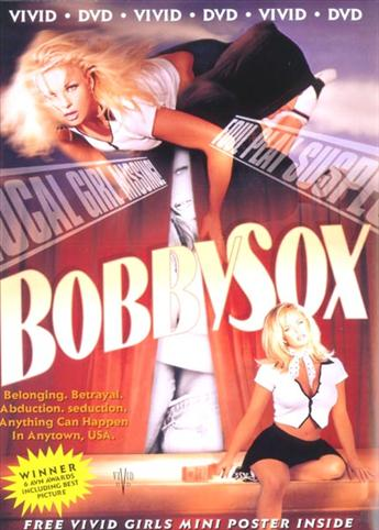 Bobby Sox from Vivid front cover