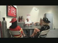 Red Hot Fire Fighter Babes Scene 4