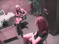 Bad Ass Biker Girls Scene 2
