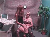 Bad Ass Biker Girls Scene 4