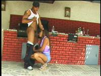 Black Carnal Coeds 6 Scene 2