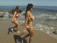 Anal Beach Buns Scene 3