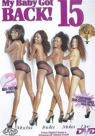 My Baby Got Back 15 from Metro front cover