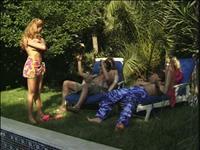 Busty Pom Pom Girls Scene 6