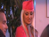 Dorcel Airlines Paris / New York Scene 4