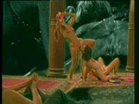 Seven Deadly Sins Scene 4