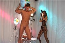 Yasmine And The Sex Models Scene 6