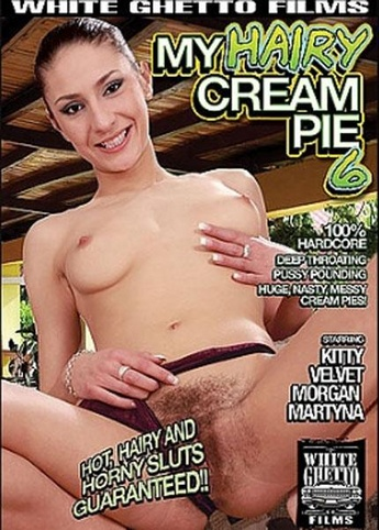My Hairy Cream Pie 6