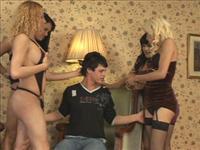 She Male Gangbangers 3 Scene 1