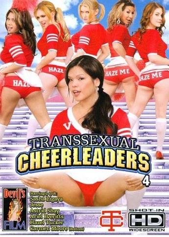 Transsexual Cheerleaders 4