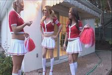 Transsexual Cheerleaders 4 Scene 4