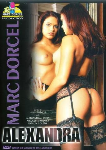 Alexandra from Marc Dorcel front cover