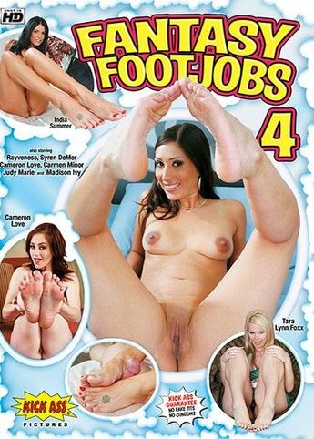 Fantasy Footjobs 4