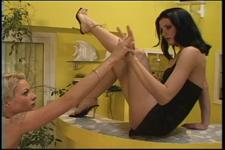 Leg Love Scene 3