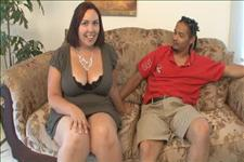 Interracial MILF Amateurs Scene 3