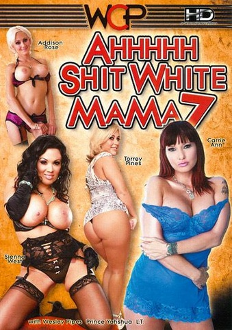 Ahhhhh Shit White Mama 7 from West Coast front cover