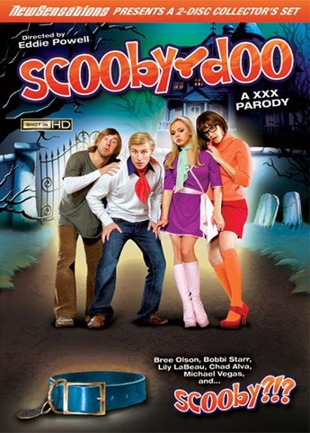 Scooby Doo A XXX Parody from Digital Sin front cover