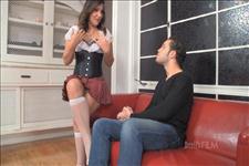 Transsexual Babysitters 14 Scene 2
