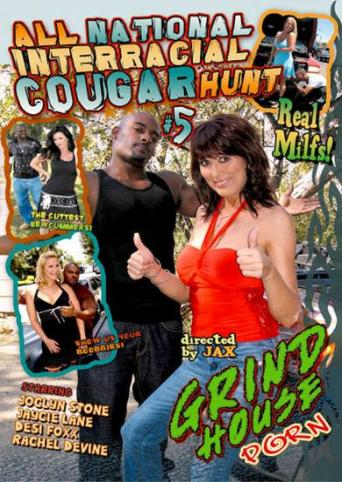 All National Interracial Cougar Hunt 5 from Acid Rain front cover