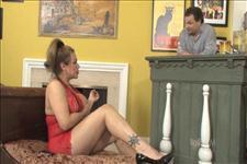 Transsexual Babysitters 15 Scene 3