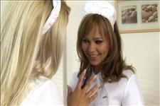 Mia Young Nurses Scene 3