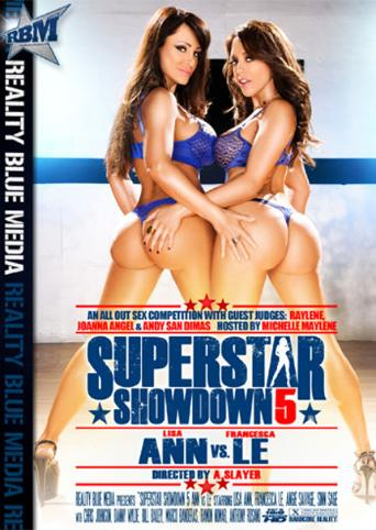 Superstar Showdown 5 Lisa Ann vs. Francesca Le 5