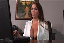 Big Tits On The Job Scene 4