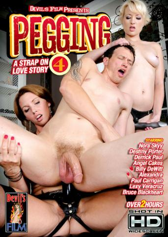 Pegging 4 from Devil's Film front cover