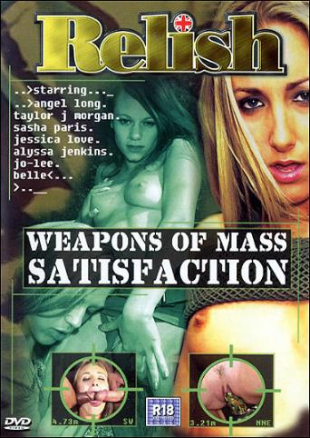 Weapons Of Mass Satisfaction