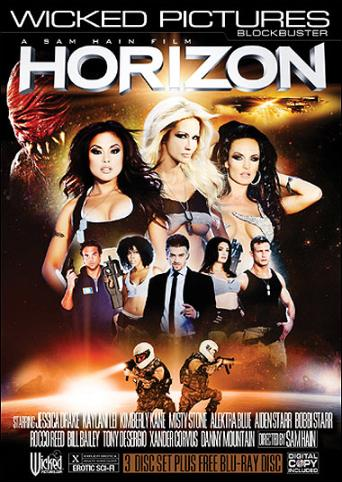 Horizon from Wicked front cover