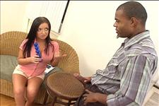 Black Meat Euro Treats Scene 1