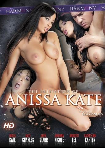 The Initiation Of Anissa Kate from Harmony front cover