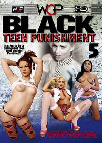 Black Teen Punishment 5