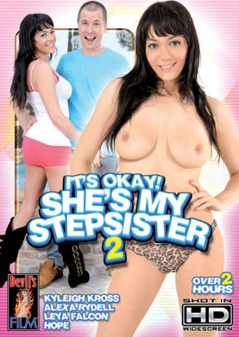 It's Okay She's My Stepsister 2 from Devil's Film front cover