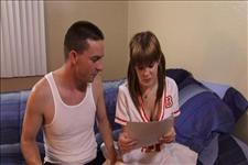 Naughty Cheerleaders 3 Scene 2