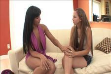 Lesbian Stepsisters 3 Scene 4