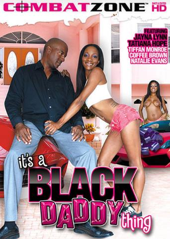 It's A Black Daddy Thing from Combat Zone front cover