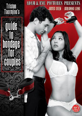 Tristan Taormino's Guide To Bondage For Couples from Adam & Eve front cover
