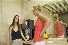Mothers Teaching Daughters How To Suck Cock 16 Scene 1