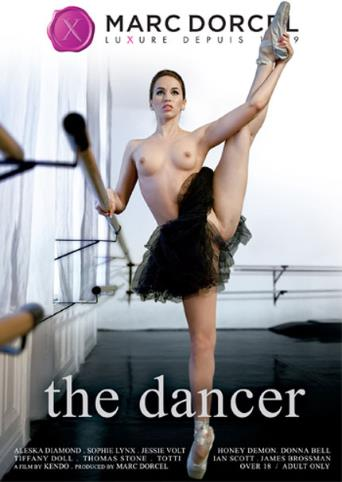 The Dancer from Marc Dorcel front cover
