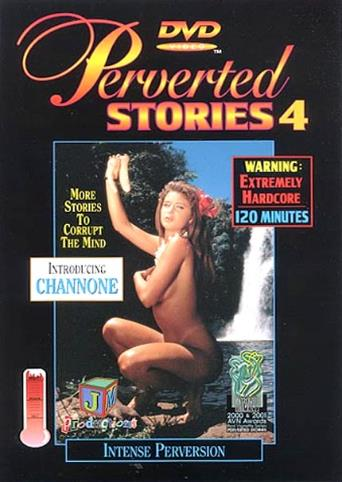 Perverted Stories 4 from JM Productions front cover